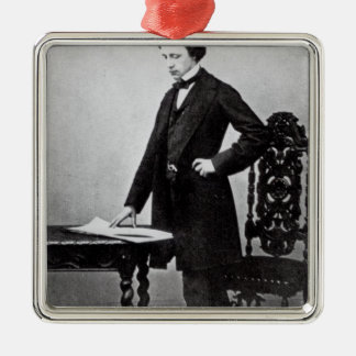 Lewis Carroll envejeció 29 Ornamento De Navidad