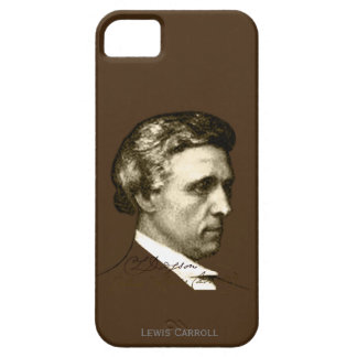 Lewis Carroll iPhone SE/5/5s Case