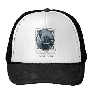 Lewis Carroll Mesh Hat