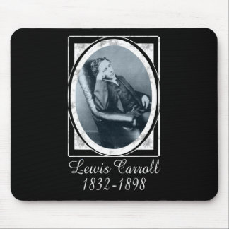 Lewis Carroll Mouse Pad