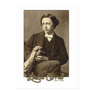 Lewis Carroll Photo 1 Postcard