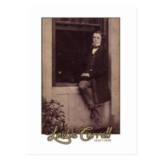 Lewis Carroll Photo 2 Postcard