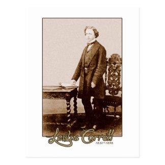 Lewis Carroll Photo 3 Postcard