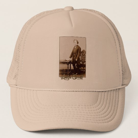 Lewis Carroll Photo 3 Trucker Hat