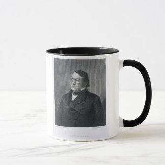 Lewis Cass, engraved by William G. Jackman (fl.c.1 Mug