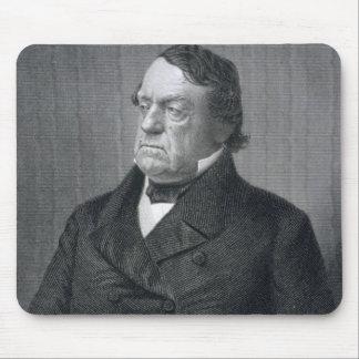 Lewis Cass, grabado por Guillermo G. Jackman (fl.c Tapetes De Ratones