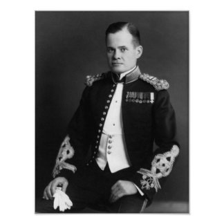 Lewis Chesty Puller -- Marine Corps Legend Poster