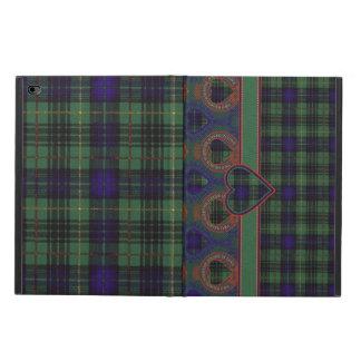Lewis clan Plaid Scottish kilt tartan Powis iPad Air 2 Case