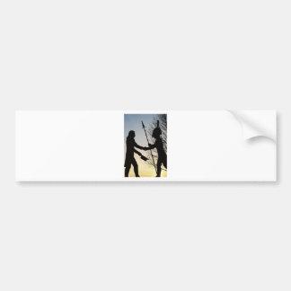 Lewis & Clark Bumper Sticker