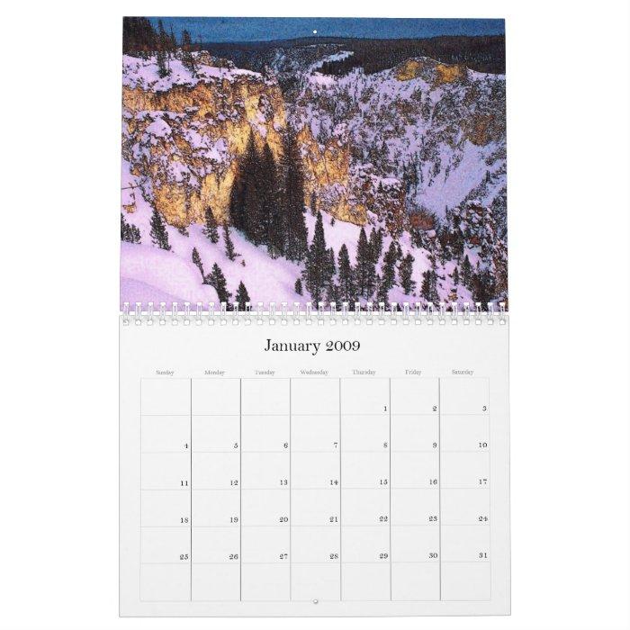 Lewis & Clark Country Calendar