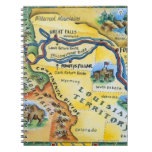 Lewis & Clark Expedition Map Note Book