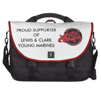 Lewis & Clark Young Marines Computer Bag
