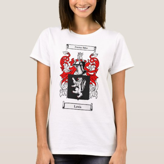 Lewis Coat of Arms T-Shirt