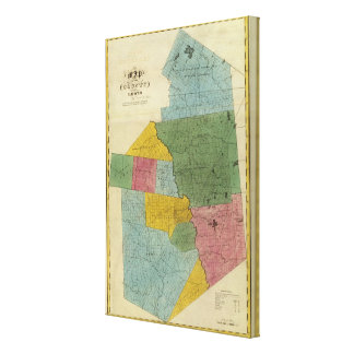 Lewis County Canvas Print