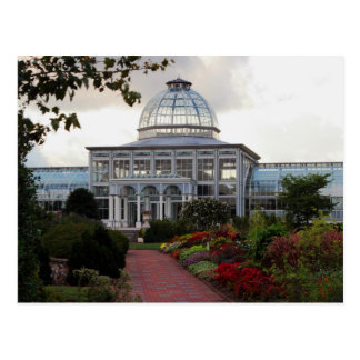 Lewis Ginter Botanical Garden Postcard