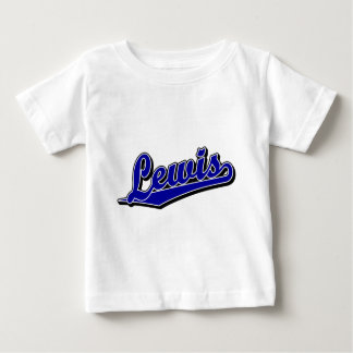 Lewis in Blue Baby T-Shirt