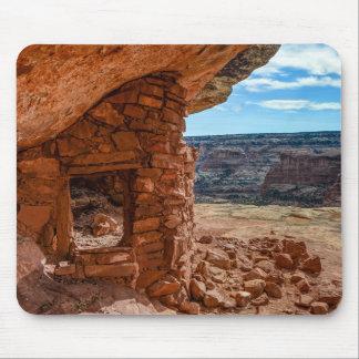 Lewis Lodge Anasazi Ruin - Cedar Mesa - Utah Mouse Pad
