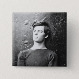 Lewis Payne ~ Lincoln Conspirator 1865 Button