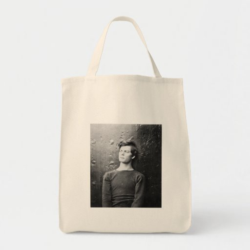 Lewis Payne ~ Lincoln Conspirator 1865 Tote Bags
