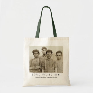 Lewis Wickes Hine - National Child Labor Committee Tote Bag