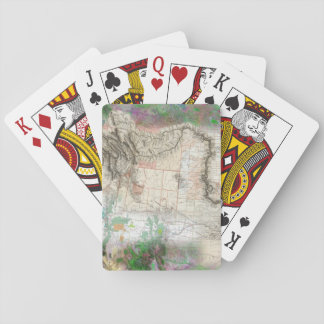 Lewis y Clark Baraja De Póquer