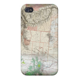 Lewis y Clark iPhone 4 Fundas