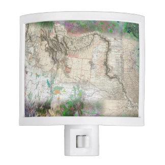 Lewis y Clark Lámpara De Noche