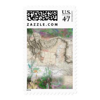 Lewis y Clark Sello Postal