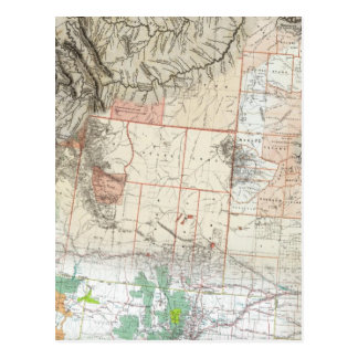 Lewis y Clark Tarjeta Postal