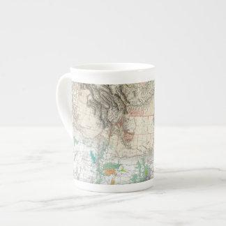 Lewis y Clark Taza De Porcelana