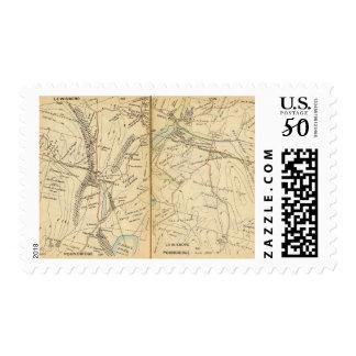 Lewisboro, New York 2 Postage