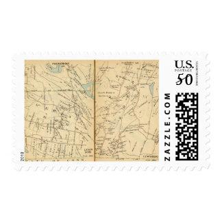 Lewisboro, New York Postage