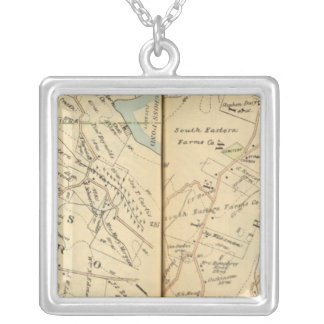 Lewisboro, New York Silver Plated Necklace