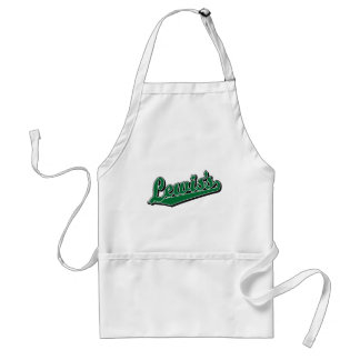 Lewis's in Green Adult Apron
