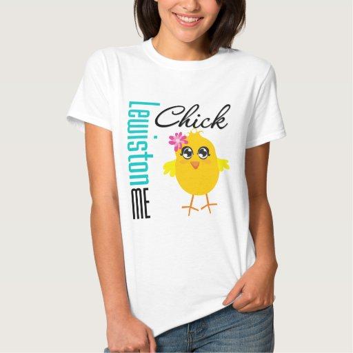 Lewiston ME Chick Shirt