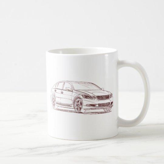 Lex GS 2009 Coffee Mug