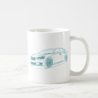 Lex GS 2012 Coffee Mug