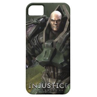 Lex Luthor iPhone 5 Cases