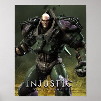 Lex Luthor Impresiones