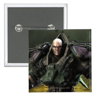 Lex Luthor Pins