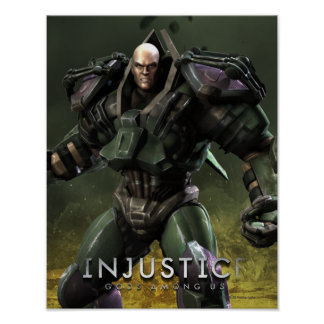Lex Luthor Poster