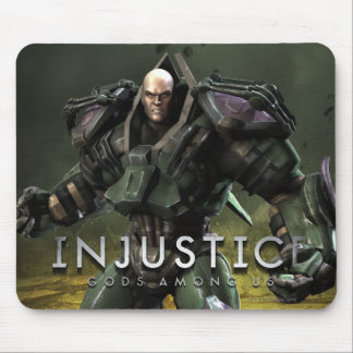 Lex Luthor Mouse Pads