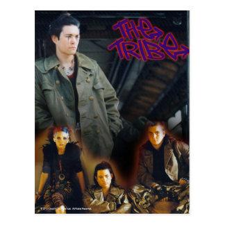 Lex The Tribe Postcard