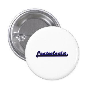 Lexicologist Classic Job Design 1 Inch Round Button
