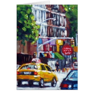 Lexington Avenue Card