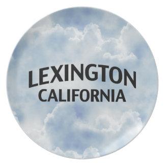 Lexington California Dinner Plate