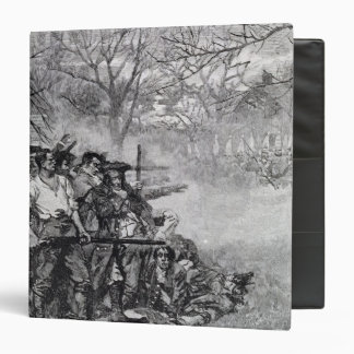 Lexington Green Binder