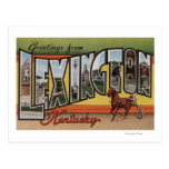Lexington, Kentucky - escenas grandes de la letra Postal