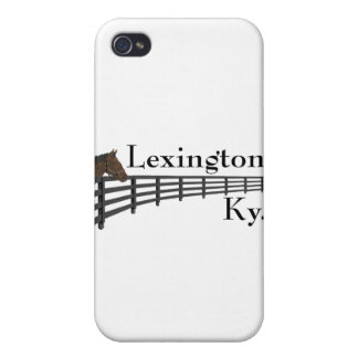 Lexington Kentucky Horse and Fence iPhone 4/4S Cover