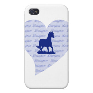 Lexington Kentucky Horse Speck Case Covers For iPhone 4